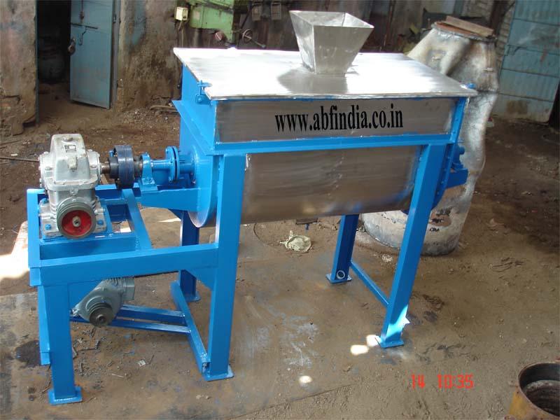 Glass Putty Manufacturing Machine - Glass Putty Manufacturing