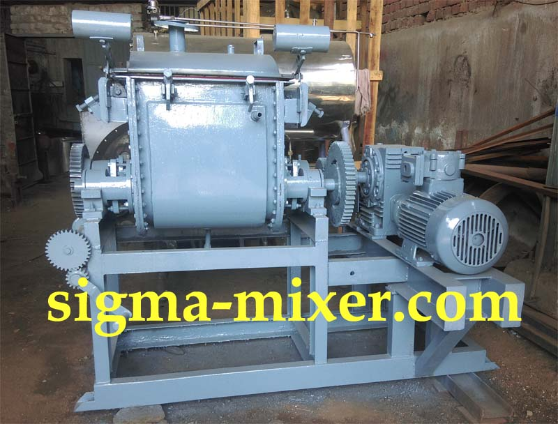 Hot Melt Adhesive Sigma Mixer