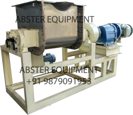 Sigma Mixer manufacturer in Ahmedabad